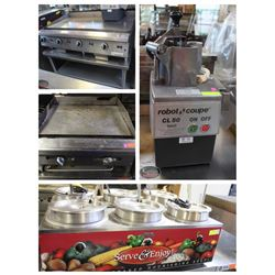 FEATURED: USED COUNTERTOP COOKING APPLIANCES