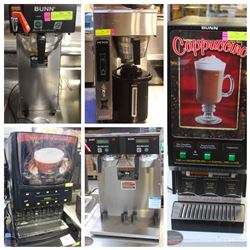 FEATURED: COMMERCIAL COFFEE APPLIANCES