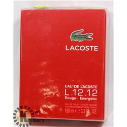 LACOSTE  ROUGE 100ML