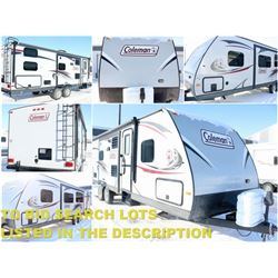 FEATURED 2014 COLEMAN 32FT TRAILER