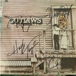 Signed Outlaws, The Outlaws Album Cover