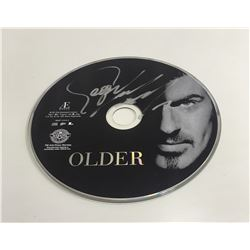 "Signed CD by George Michael ""Older"""