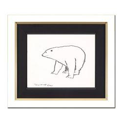 Original Polar Bear by Wyland Original