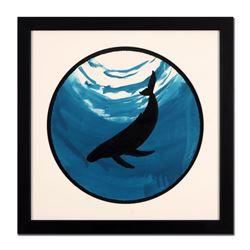 Original Whale by Wyland Original
