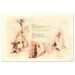 Print Od Yeshvoo by Horen, Brachi