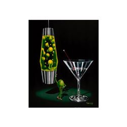 Limited Edition Devilish Martini by Godard, Michael