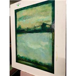 """Fiona Hoop """"The Bridge"""""""