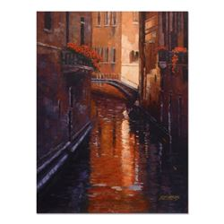 Evening Shadows (Venice) by Behrens (1933-2014)