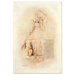 Print Eshet Chail by Horen, Brachi