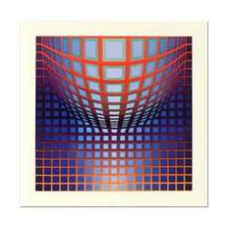 Kedzi Vega by Vasarely (1908-1997)