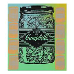 Limited Edition Campbell's Soup by Steve Kaufman (1960-2010)