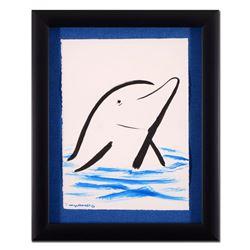 Original Dolphin by Wyland Original