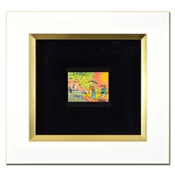 Limited Edition Two Sages by Peter Max