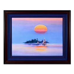 Island Mirage by Leung, H.