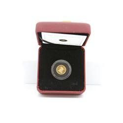 2007 1/25 Ounce Gold Coin