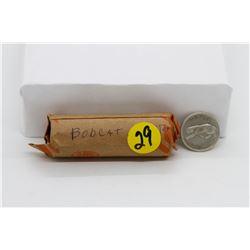 Set of 96 - Bobcat Quarters