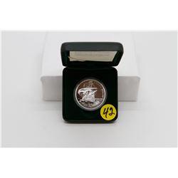 1604-2004 - Canadian Commemorative Silver Dollar