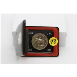 1973 - RCMP Silver Dollar
