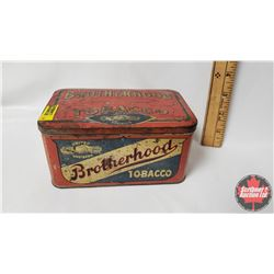 "United Brothers Brotherhood Tobacco (3"" x6"" x3-3/4"")"