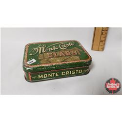 "Monte Cristo Slabs Pocket Tin (4"" x 3"" x 1"")"