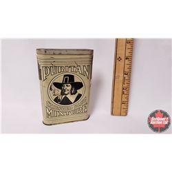 """Puritan Crushed Plug Mixture Pocket Tin (4-1/2"""" x 3"""")"""