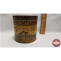"GlenCastle Extra Blended Pipe Tobacco 65¢ Tin (4-1/4"" x 4-1/4"")"