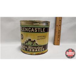 "GlenCastle Extra Blended Pipe Tobacco 70¢ Tin (4-1/4"" x 4-1/4"")"