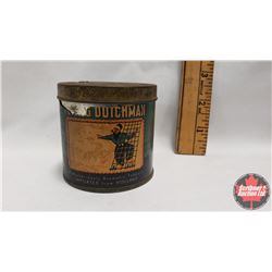 """Flying Dutchman A Mysteriously Aromatic Tobacco Imported from Holland (Paper Label) (2-1/2"""" x 2-1/2"""""""