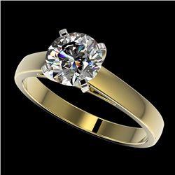32.67 ctw Garnet & Diamond Necklace 14K Yellow Gold
