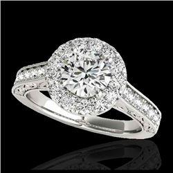 39.28 ctw Sky Topaz & Diamond Necklace 14K Yellow Gold
