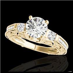 12 ctw Cushion Black VS/SI Diamond Earrings 18K White Gold