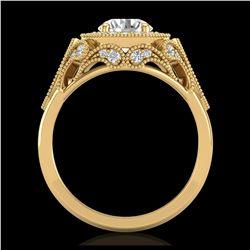 43.97 ctw Ruby & Diamond Necklace 14K Rose Gold