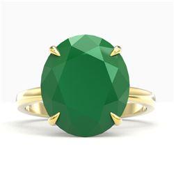 2.50 ctw Citrine And VS/SI Diamond Ring 14K Rose Gold