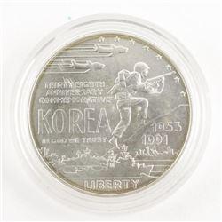 1953-1991 KOREA USA Liberty One Dollar