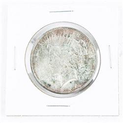 1924 USA Silver Peace Dollar MS63