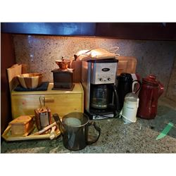 Cusinart Coffee Maker plus more A