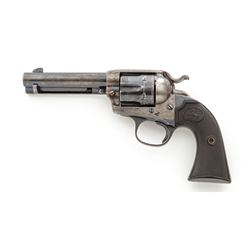 Colt Bisley Model Single Action Revolver