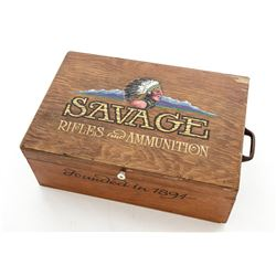 Savage Arms Memorabilia Lot