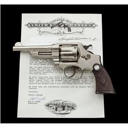S&W 3rd Model Hand Ejector Double Action Revolver