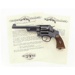 S&W First Model Triplelock Revolver