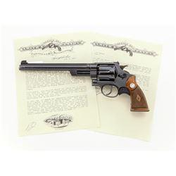 S&W Pre-War Non-Reg'd Magnum Revolver