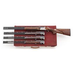 Winchester 101 Dia. Grade 4-Gauge Skeet Set