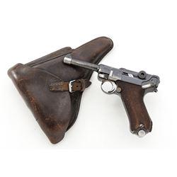 Mauser P.08 Luger