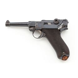 1908 P.08 Military Luger, by DWM