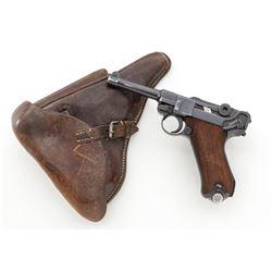 German P.08 Mauser Luger (1937)
