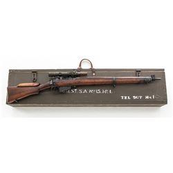 British No. 4 Mk 1 Bolt Action Sniper Rifle