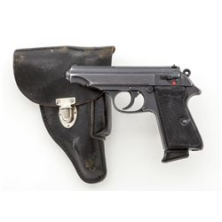 Commercial Walther PP Semi-Auto Pistol