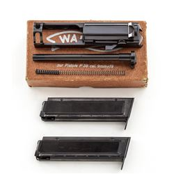 .22 Conversion Kit for Post-War Walther P.38