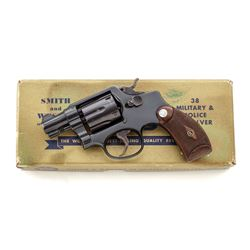 Smith & Wesson M&P Double Action Revolver