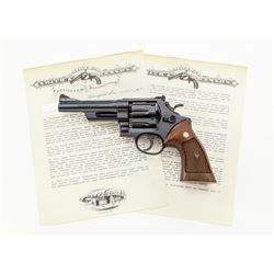 S&W Fourth Model Hand Ejector Revolver